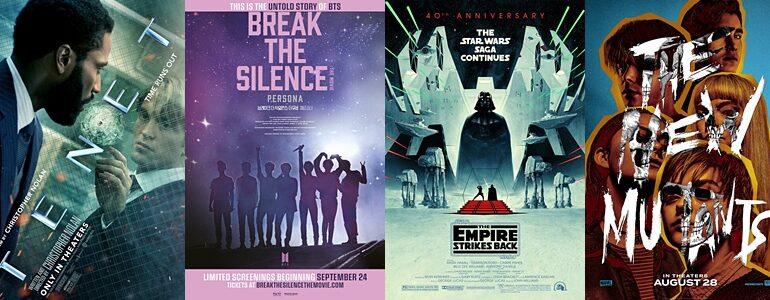 топ фильмы 2020